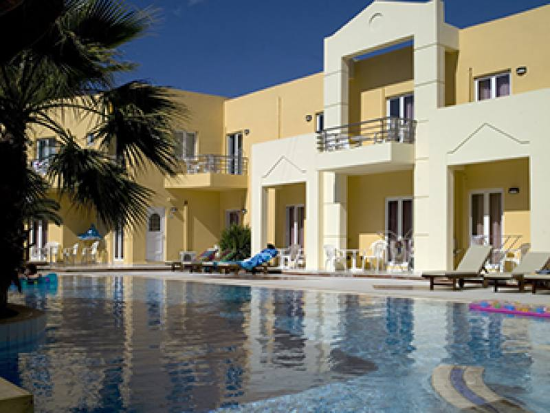 Hotel High Beach Hotel - Malia - Heraklion Kreta